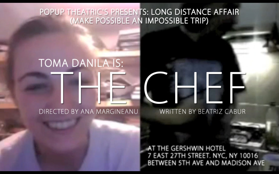 """THE CHEF"": A critic."