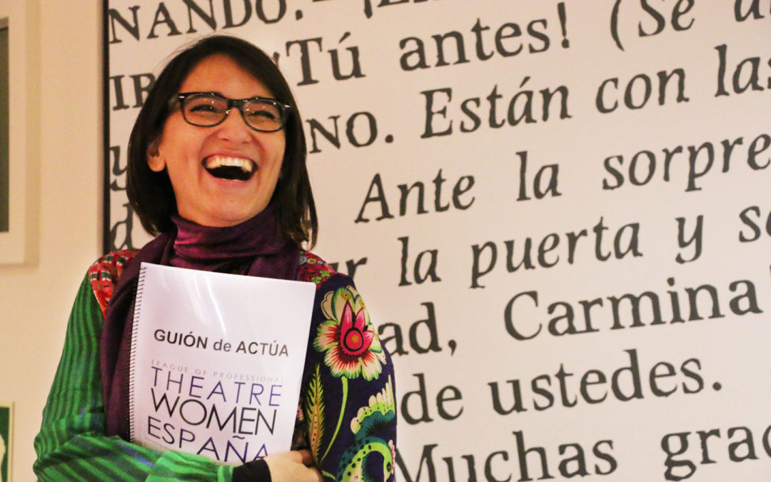 The League of Professional Theatre Women – Spain